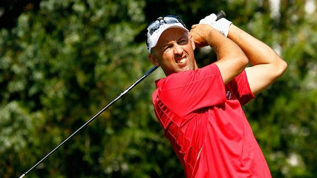 Golf - Percy, Romero share Puerto Rico lead