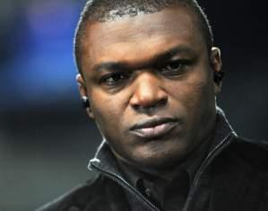 CAN : Desailly baffe un journaliste