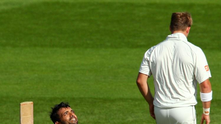 New Zealand v India - 2nd Test: Day 2