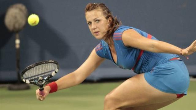 Tennis - Pavlyuchenkova clinches third Monterrey title