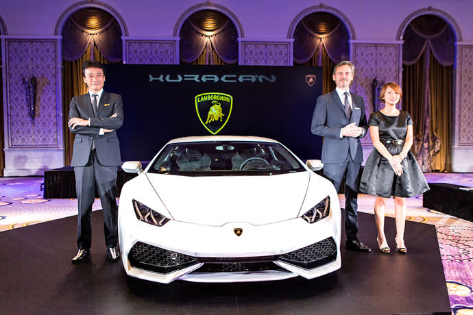 [CARVIDEO 汽車視界] 車壇直擊—Lamborghini Huracán LP 610-4上市