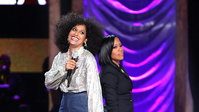 Tracee Ellis Ross, Regina King
