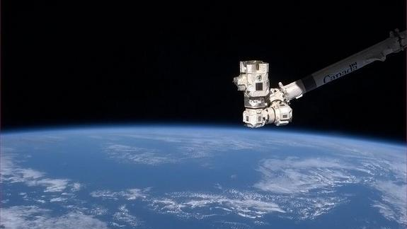 Earth Day! Astronaut Celebrates Earth from Space