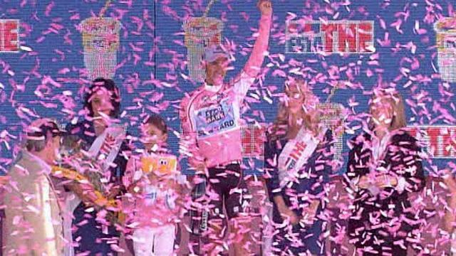 Giro to start in Naples
