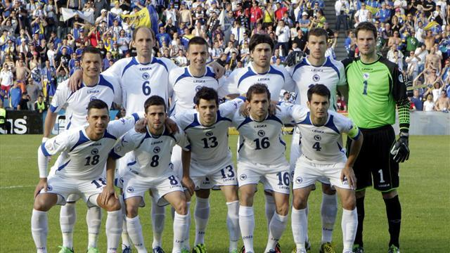 World Cup - Bosnians eyeing World Cup berth