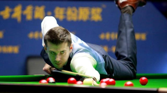 Snooker - Selby, Fu, Allen and Murphy reach World Open last four