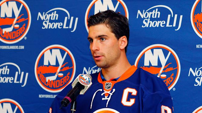 New York Islanders Name John Tavares Team Captain