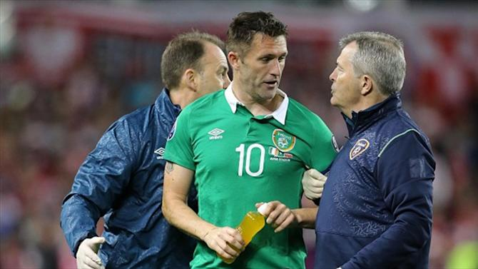 Football - Republic will never give up - Keane