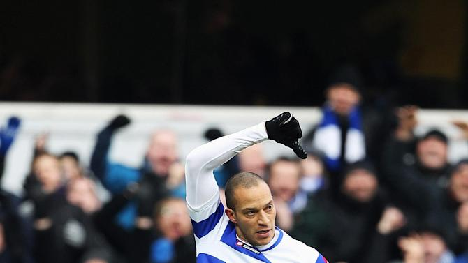 Bobby Zamora, pictured, claims he 'didn't see eye to eye' with Martin Jol at Fulham