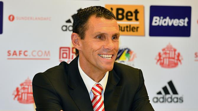 Soccer - Barclays Premier League - Sunderland Photo Call - Gus Poyet Unveiling - Stadium of Light
