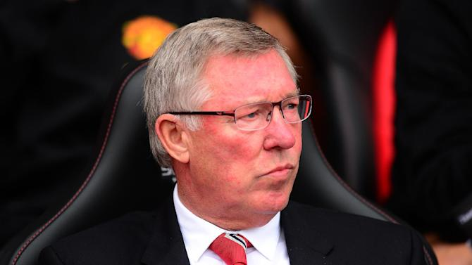 Sir Alex Ferguson has called for calm ahead of clash with Liverpool