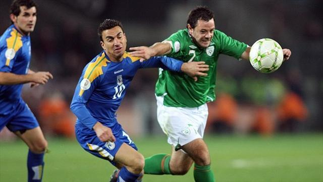 World Cup - Reid delighted to be back with Ireland