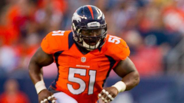 NFL - Transfer round-up: Houston sign Mays