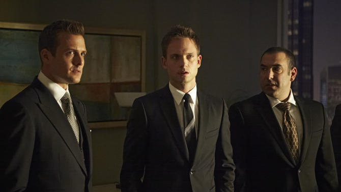 """Suits"" - ""The Arrangement"""