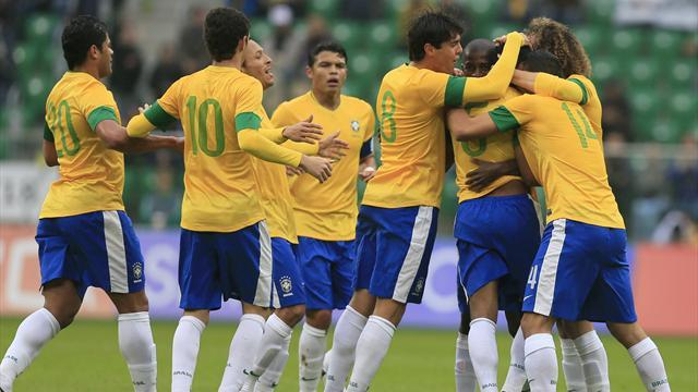 Brazil demolish Japan 4-0 in friendly