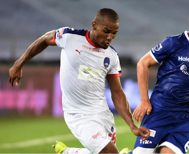 Florent Malouda played for Delhi last season as an attacking midfielder