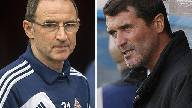 World Cup - Ireland appoint O'Neill on two-year deal with Keane as assistant