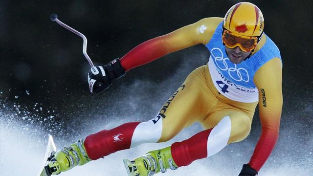 Alpine Skiing - Semple retires from skiing