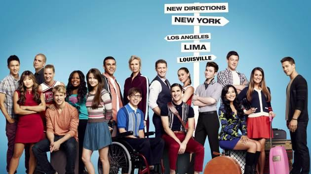 'Glee' Season 4 cast shot -- FOX