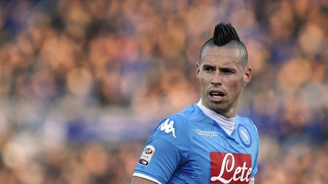 Napoli hero came close to AC Milan move