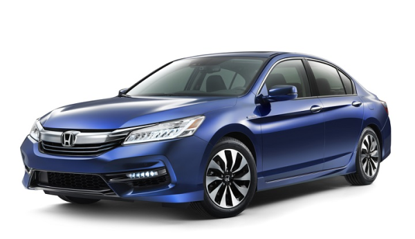 Next Generation Honda Accord Hybrid Debuts With The Fishes