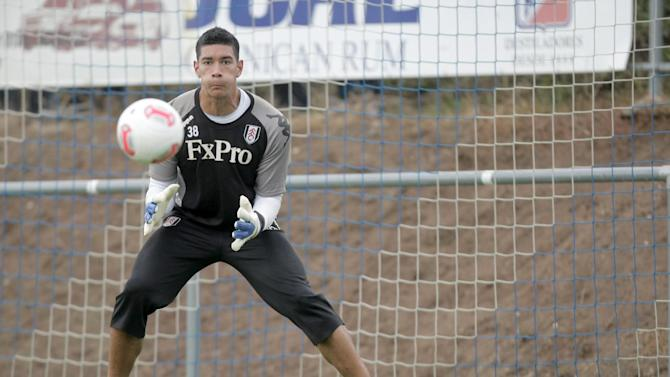 Neil Etheridge has extended his loan at Bristol Rovers