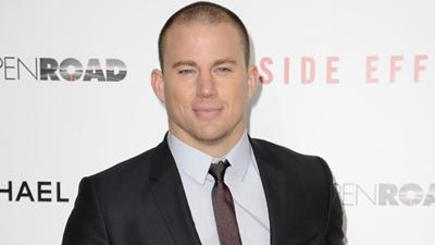 Channing Tatum Dishes On 'Side Effects,' 'Magic Mike' Sequel And New 'G.I. Joe'
