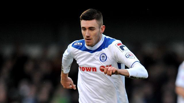 League Two - Rochdale pile misery on Bristol Rovers