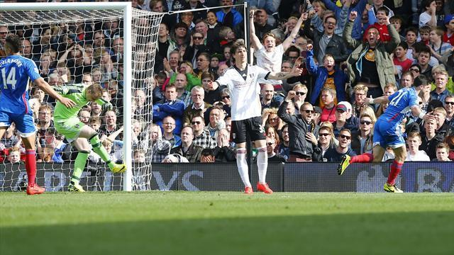 Premier League - Fulham look doomed after late Hull equaliser
