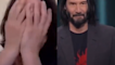 Keanu Reeves reacts to his biggest movie roles in hilariously strange  TikToks