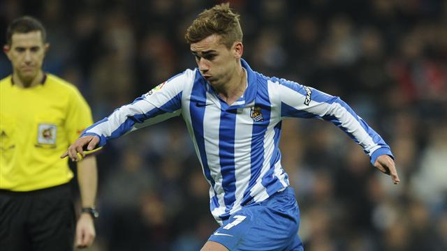Liga - Griezmann denies Athletic contact