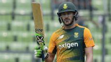 By the Numbers - du Plessis joins Sangakkara