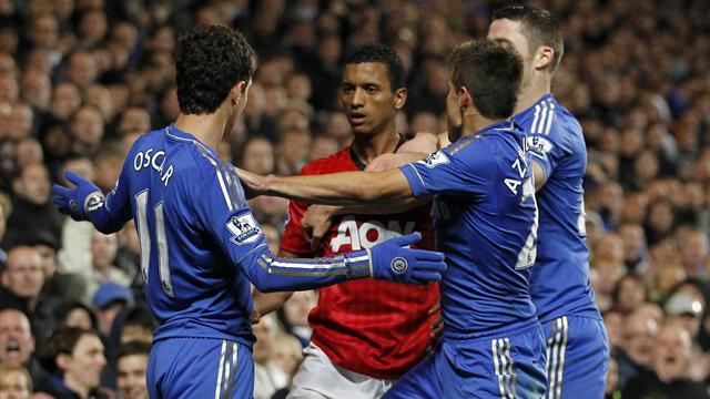 FA Cup - United and Chelsea on course to meet in last eight