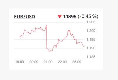 La vittoria di Merkel darà una spinta all'euro