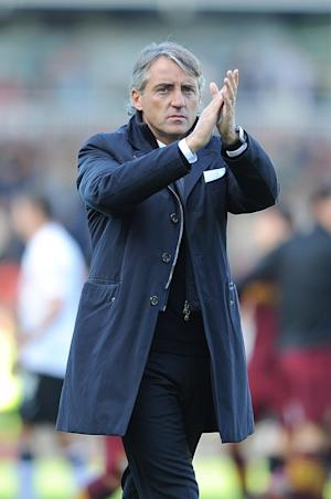 Roberto Mancini has challenged his team to revive their Champions League hopes by beating Ajax