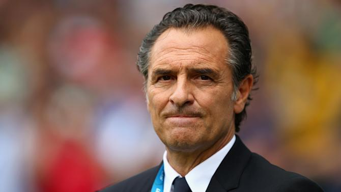 World Cup - Prandelli offers to resign as Italy coach