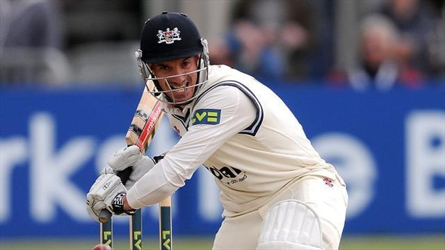 County - Klinger scores another ton for Gloucestershire