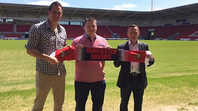 League One - Doncaster Rovers produce novel way to respond to moaning fans
