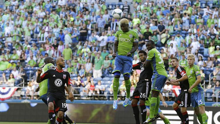 MLS DC United Sounders Soccer