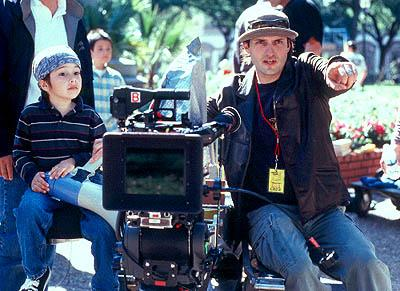 Robert Rodriguez , the director of Dimension's Spy Kids