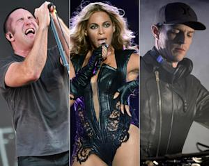 Made in America Festival 2013 Lineup: Nine Inch Nails, Beyonce, Deadmau5