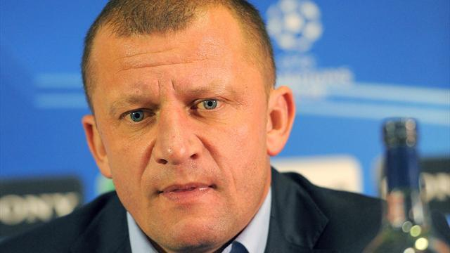 World Football - Romanian Munteanu named Mordovia coach