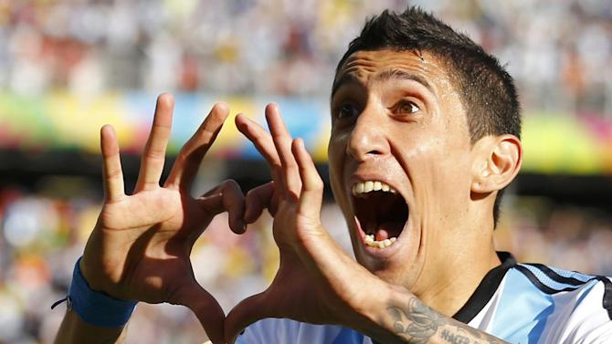 Liga - Di Maria 'never wanted to leave Madrid'
