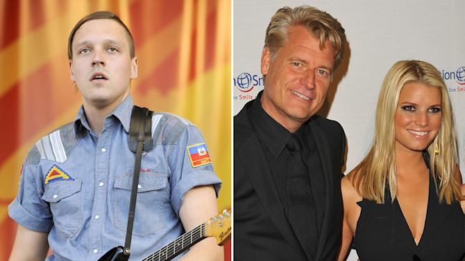Arcade Fire and Joe Simpson