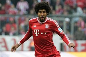 Dante signs Bayern extension until 2017