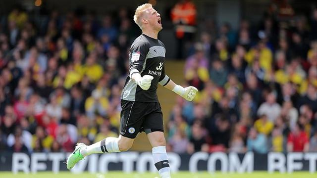 Football - Schmeichel: No transfer request