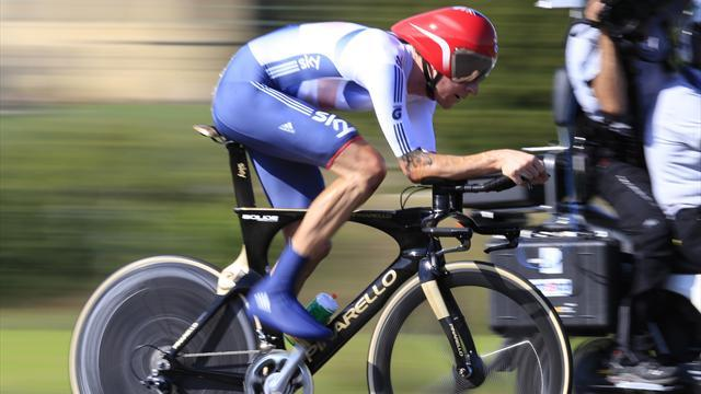 Cycling - Wiggins happy with journey back from the depths