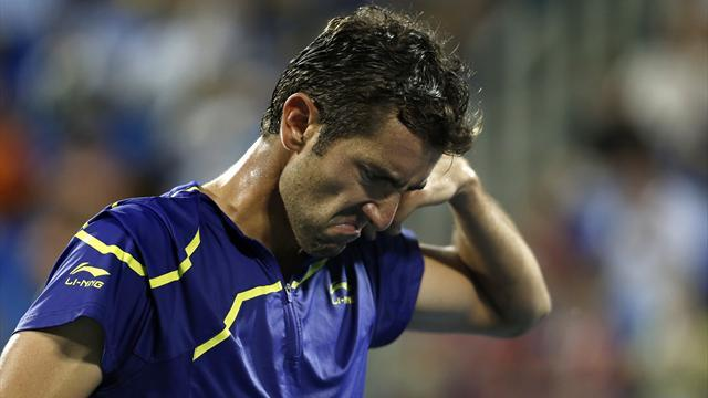 Wimbledon - Cilic cited injury to hide failed drugs test