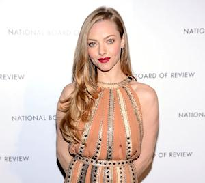 Amanda Seyfried: I'm Told What to Wear and It Causes a Fight
