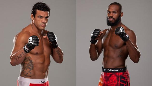 Vitor Belfort, Jon Jones